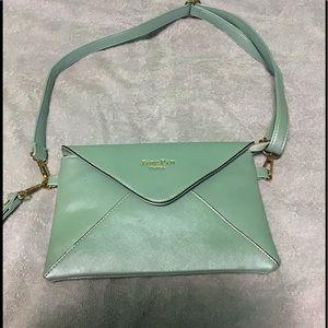 Jing Pin Aqua purse and Rossetti black purse (2)